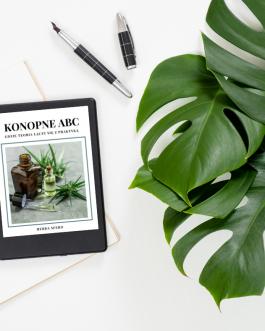 E-book  Konopne ABC- gdzie teoria łączy się z praktyką